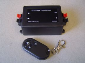 Dometic LFFB8 Remote control dimmer for LED lights